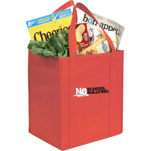 No Bullying Grocery Tote